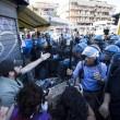 Roma, corteo anti-rom CasaPound contro corteo anti-fascisti: scontri 13