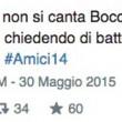"""Emma e Cristiano De Andrè cantano """"Bocca di Rosa"""" VIDEO. Fan Fabrizio critici su Twitter02"""
