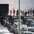 Parigi, tassisti in rivolta contro Uber, uova anche sull'auto di Courtney Love 6