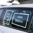 Parigi, tassisti in rivolta contro Uber, uova anche sull'auto di Courtney Love 7