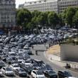 Parigi, tassisti in rivolta contro Uber, uova anche sull'auto di Courtney Love 8
