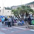 Ventimiglia, notte sugli scogli04