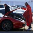 Arturo Vidal arrestato in Cile: incidente ubriaco con la Ferrari FOTO3