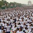 Yoga Day, in India milioni di partecipanti in strada. Anche premier Modi FOTO 7