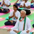 Yoga Day, in India milioni di partecipanti in strada. Anche premier Modi FOTO 3
