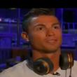 Video YouTube, Cristiano Ronaldo infuriato abbandona intervista