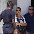 Mario Balotelli ai funerali del padre adottivo Francesco9