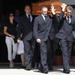 Mario Balotelli ai funerali del padre adottivo Francesco6