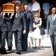 Mario Balotelli ai funerali del padre adottivo Francesco1