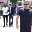Mario Balotelli ai funerali del padre adottivo Francesco10