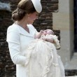 Charlotte, battesimo royal baby in carrozzina d'epoca11