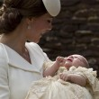 Charlotte, battesimo royal baby in carrozzina d'epoca18