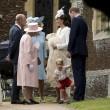 Charlotte, battesimo royal baby in carrozzina d'epoca14