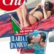 Ilaria D'Amico incinta, la pancia cresce: FOTO