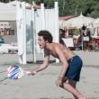 Daniela Santanchè, vacanze al Twiga: partite a racchettoni e bagni in mare14