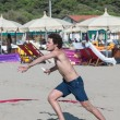 Daniela Santanchè, vacanze al Twiga: partite a racchettoni e bagni in mare12