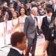 """VIDEO - Michael Douglas, Catherine Zeta-Jones e figli alla première di """"Ant-Man"""""""