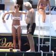 Briatore, avvistato a Lipari lo yacht confiscato: ''La condanna? Carta straccia''