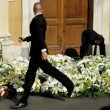 Jules Bianchi, funerale a Nizza. In chiesa Vettel, Hamilton, Prost, Alesi...FOTO2