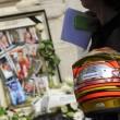 Jules Bianchi, funerale a Nizza. In chiesa Vettel, Hamilton, Prost, Alesi...FOTO4