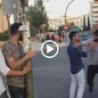 """VIDEO YouTube - Gonzalo Higuain picchia tifoso che gli dice: """"Non sai tirare rigori""""2"""