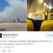 Aeroporto Fiumicino, ancora incendio: sospesi tutti i voli. Fiamme da Ostia a Maccarese4