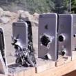 VIDEO YouTube. Quanti iPhone servono per fermare un colpo di kalashnikov?2