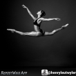 Misty Copeland Prima Ballerina afroamericana dell'American Ballet Theater FOTO 9
