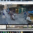 Napoli su Google Maps: sporcizia, senza casco.9