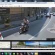 Napoli su Google Maps: sporcizia, senza casco.10