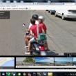 Napoli su Google Maps: sporcizia, senza casco.2