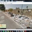 Napoli su Google Maps: sporcizia, senza casco.5