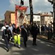 Pesaro: Ismaele Lulli, parenti e amici ai funerali 12