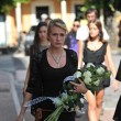 Pesaro: Ismaele Lulli, parenti e amici ai funerali 8
