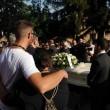 Pesaro: Ismaele Lulli, parenti e amici ai funerali 6
