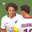"""Video YouTube, Rabiot risponde a Ibrahimovic: """"Figlio di..."""""""