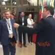 """VIDEO YouTube - """"Ciao Richard"""", il premier maltese saluta Renzi ma sbaglia nome 01"""