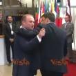 """VIDEO YouTube - """"Ciao Richard"""", il premier maltese saluta Renzi ma sbaglia nome 02"""