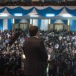 Kenya, Matteo Renzi col giubbotto antiproiettile in visita dal presidente FOTOKenya, Matteo Renzi col giubbotto antiproiettile in visita dal presidente 02