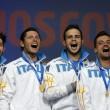 Scherma, mondiali: Italia oro nella sciabola21