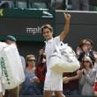 Tennis 2015, quarti di finale a Wimbledon