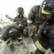 Taranto. Scoppia bombola gas, crolla palazzo: un morto, dispersi bimbo e anziana14