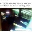 VIDEO YouTube Bryce Williams spara a Alison Parker in diretta tv 02