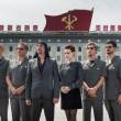 VIDEO YouTube - Laibach, prima band a esibirsi in Nordcorea 03