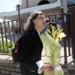 """Casamonica, Paolini a funerale: """"Un fiore per Vittorio""""1"""