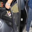 Ladri cambiavano colore e targa all'auto, arrestati9