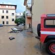 Rossano-Corigliano Calabro: acqua spazza tutto1