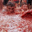 Tomatina, la tradizionale battaglia dei pomodori 4