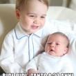 Principessa Charlotte rosica male, Baby George ti disprezza: piccoli reali su Fb FOTO 3