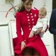 Principessa Charlotte rosica male, Baby George ti disprezza: piccoli reali su Fb FOTO 4